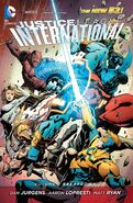 Justice League International Breakdown TPB