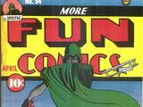 More Fun Comics Vol 1