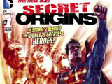 Secret Origins Vol 3 1