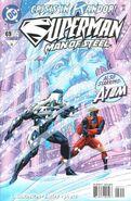 Superman Man of Steel Vol 1 69