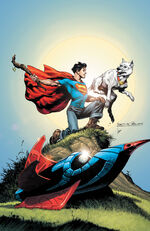 Action Comics Vol 2 5 Textless Variant