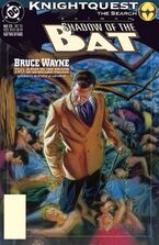 Batman Shadow of the Bat 22