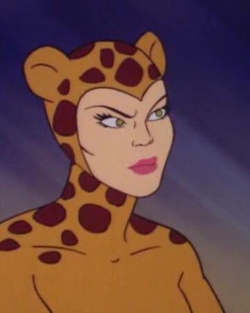 Resultado de imagem para cheetah  Challenge of the Super Friends