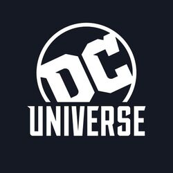 DC Universe streaming service logo