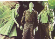 Doom Patrol Justice