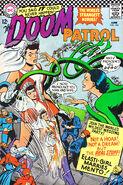Doom Patrol v1 104