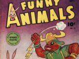 Fawcett's Funny Animals Vol 1 22