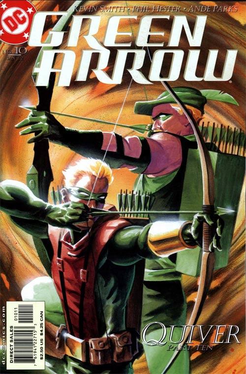 Green Arrow Vol 3 10 Dc Database Fandom Powered By Wikia