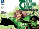 Green Lantern Corps: Edge of Oblivion Vol 1 1