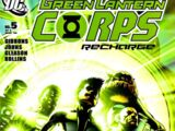 Green Lantern Corps: Recharge Vol 1 5