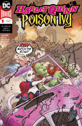 Harley Quinn and Poison Ivy Vol 1 1
