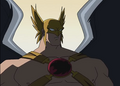 Hawkman The Batman 001