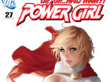 Power Girl Vol 2 27