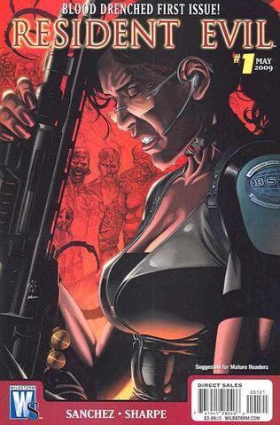 File:Resident Evil Vol 2 1 Variant.jpg