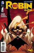 Robin Rises Alpha Vol 1 1