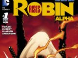 Robin Rises: Alpha Vol 1 1