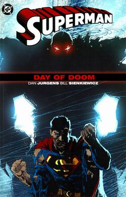Cover for the Superman: Day of Doom Trade Paperback