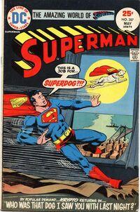 Krypto the Superdog returns!