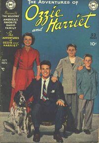 Adventures of Ozzie & Harriet Vol 1 1