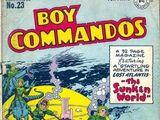 Boy Commandos Vol 1 23