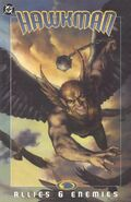 Hawkman Allies and Enemies