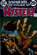 House of Mystery v.1 214