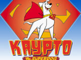 Krypto the Superdog (TV Series) Episode: Bat Hound's Bad Luck