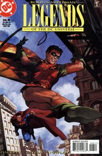 Legends of the DC Universe Vol 1 6