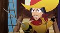 Mortimer Drake DC Super Hero Girls TV Series 001