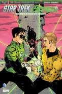 Star Trek Green Lantern The Spectrum War Vol 1 2