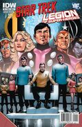 Star Trek Legion of Super-Heroes Vol 1 1