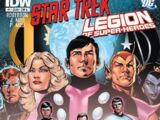 Star Trek/Legion of Super-Heroes Vol 1 1