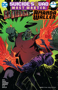 Suicide Squad Most Wanted El Diablo and Amanda Waller Vol 1 5