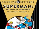 Superman: The Man of Tomorrow Archives Vol. 3 (Collected)