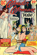 Wonder Woman Vol 1 207
