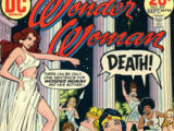 Wonder Woman Vol 1 207
