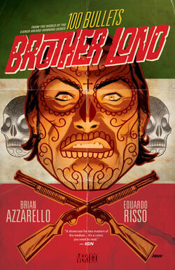 Cover for the 100 Bullets: Brother Lono Trade Paperback