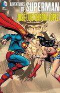 Adventures of Superman José Luis García-López Collected