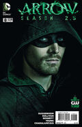 Arrow Season 2.5 Vol 1 8