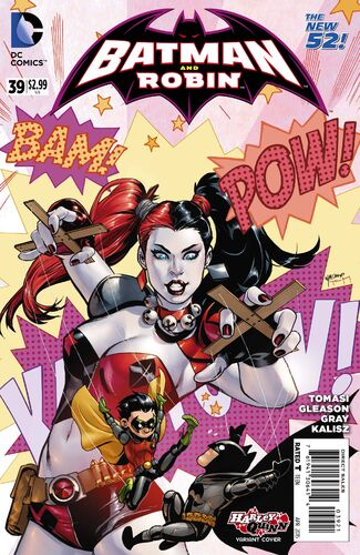 [[Harley Quinn]] Variant