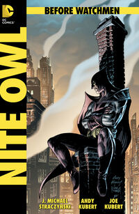 Before Watchmen Nite Owl Vol 1 1 Textless