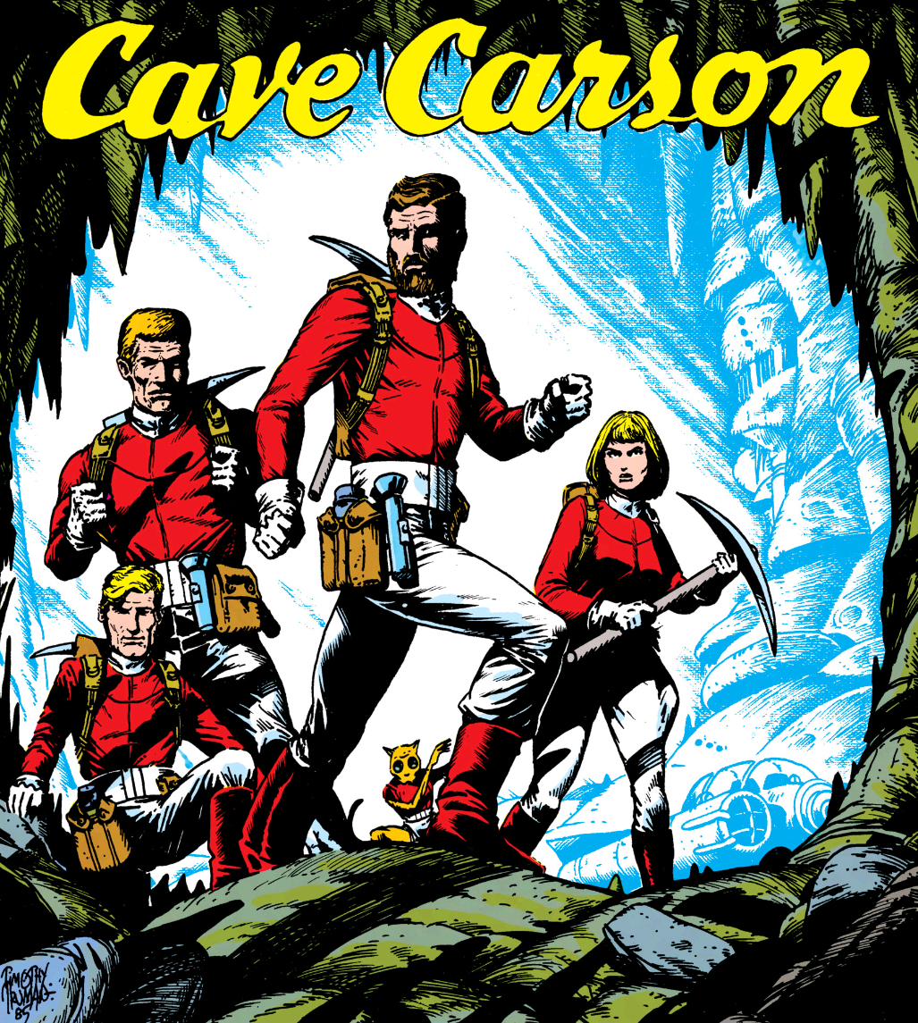 Image result for cave carson