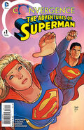 Convergence Adventures of Superman Vol 1 1