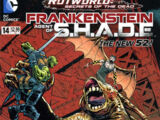 Frankenstein, Agent of S.H.A.D.E. Vol 1 14