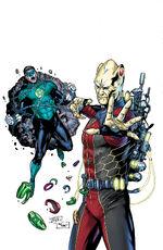 Green Lantern Vol 5 23.1 Relic Textless