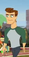 Hal Jordan DC Super Hero Girls TV Series 001
