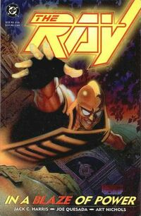 Ray In a Blaze of Power TP