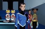 Titans East Earth Teen Titans