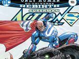 Action Comics Vol 1 986
