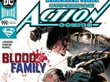 Action Comics Vol 1 998